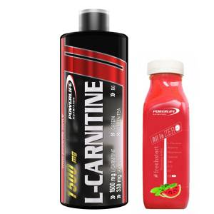Thermo L-Karnitine 1500 mg 1000 ml + 3 Hediyeli