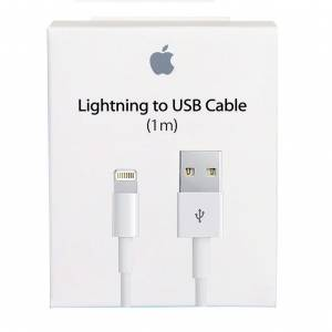 Apple İphone Lightning Usb Data Şarj Kablosu 5 6 7 8 Plus X XS XR XS MAX Kapalı Kutu İthal Ürün
