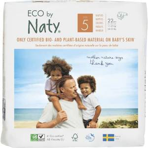 Eco By Naty Bebek Bezi Junior 5 Beden 22 li