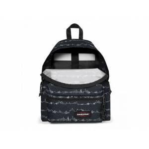 EASTPAK Padded Zippl'r Beat Notebook Çantası Siyah