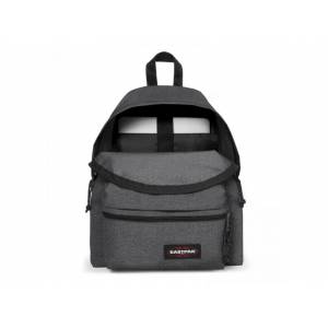 EASTPAK Padded Zippl'r Black Denim Notebook Çantası