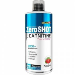 Zeroshot Zero Shot L-Carnitine Thermo Burn 960 ML ERİK