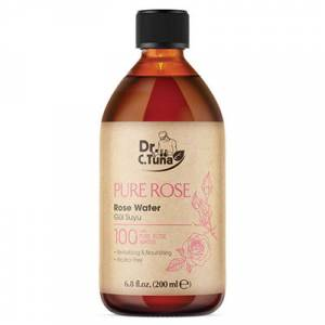 FARMASİ DR.C.TUNA PURE ROSE GÜL SUYU 200ML