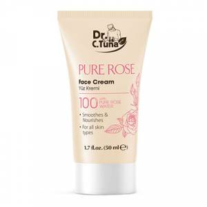 FARMASİ DR.C.TUNA PURE ROSE YÜZ KREMİ 50ML