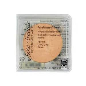JANE IREDALE PP BASE REFİLL SPF20 NATURAL PUDRA