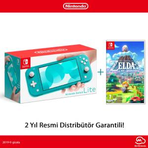 Nintendo Switch Lite Zelda Links Awakening
