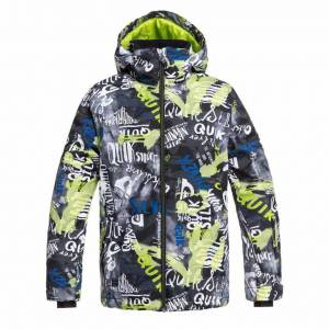 Quiksilver EQBTJ03079-KVJ5 Mission Snow Boys 8-16