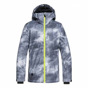 Quiksilver EQBTJ03079-KPG2 Mission Snow Boys 8-16