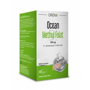 Ocean Methyl Folat 30 Tablet