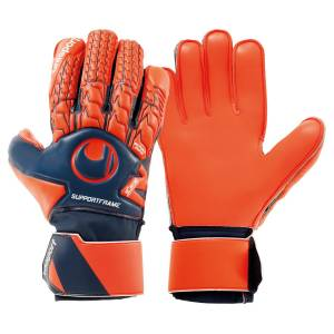 Uhlsport 1011098-01 Next Level Supersoft SF Kemikli Kaleci Eldiveni