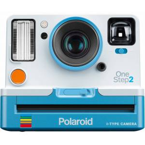 Polaroid Originals OneStep2 ViewFinder i-Type Instant Film Camera (Summer Blue)