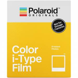Polaroid Originals Color i-Type Instant Film (8 Pozluk)