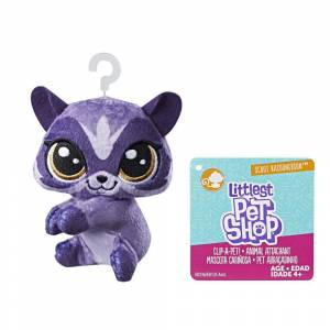 Littlest Pet Shop Miniş Mini Peluş E0135-E0336