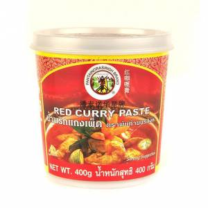 Pantai Red Curry Paste 400 gr.