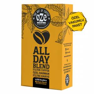 Oze Roasting All Day Blend Filtre Kahve 500 Gr