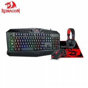 Redragon S101-BA Gaming Klavye Mouse ve Kulalık Seti