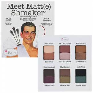 The Balm Meet Matte Shmaker