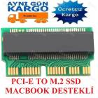 M.2 NVME PCI-e AHCI SSD to Apple 4364 12+16 pin Apple MacBook Air Pcie Express Samsung Hdd Hard Disk