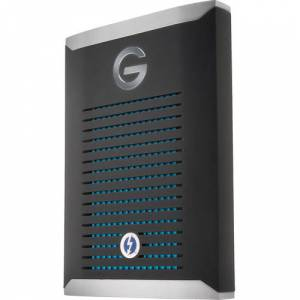 G-Technology 500GB G-DRIVE mobile Pro Thunderbolt 3 Harici SSD 0G10310