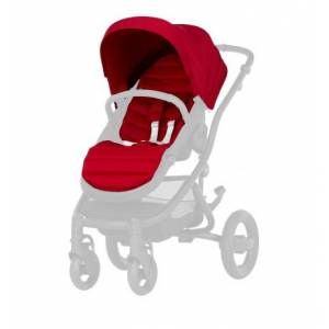 Britax Römer Affinity 2 Colourpack / Flame Red