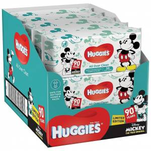 Huggies Islak Havlu All Over Clean 1056560 Yaprak