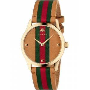 Gucci YA1264077 Unisex Kol Saati Swiss Made