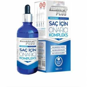 SOFTTO PLUS SAÇ ONARICI KOMPLEKS 100 ML VE ŞAMPUANI 360 ML
