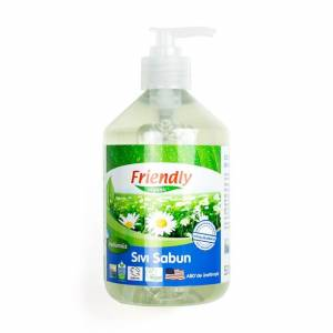 Friendly Organik Kokusuz Sıvı El Sabunu 500 ml