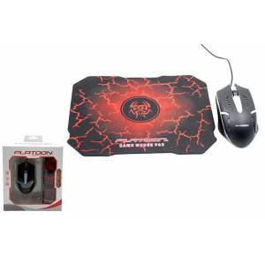 PLATOON PL-1515 OYUNCU GAMİNG MOUSE & MOUSE PAD