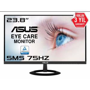 23.8 ASUS VZ249HE FHD IPS 5MS HDMI VGA Eye Care