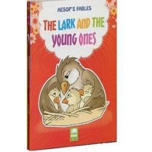 Aesop's Fables İngilizce Hikaye-The Lark And The Young Ones-Kitap