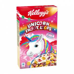 Kelloggs Kellogs Froot Loops Unicorn 375Gr