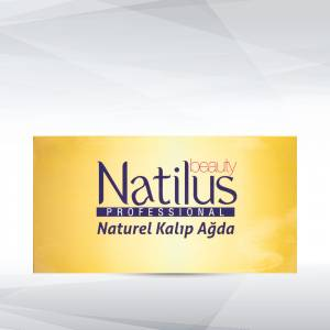 Natilus Naturel Kalıp Ağda 400 ML