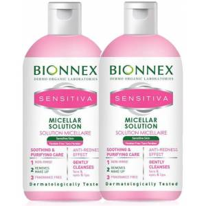 Bionnex Sensitiva Misel Solüsyon 2x500 ml