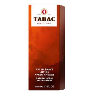 TABAC AFTER SHAVE LOTION NATUREL SPRAY 50ML