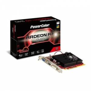 Powercolor R7 240  4Gb Ddr3 128Bit Pcıe Ekran Kartı