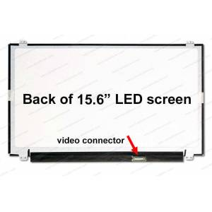 15.6 SLİM LED EKRAN 30 PİN DAR SOKET(EDP) NT156WHM-N32 V8.2