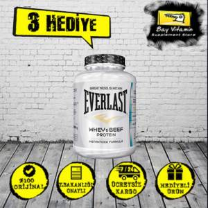 Everlast Whey and Beef Protein