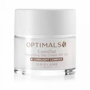 ORİFLAME Optimals Even Out Leke Önleyici Gündüz Kremi SPF 20