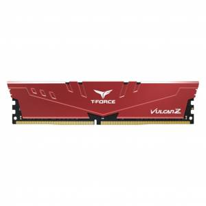 T-FORCE VULCAN Z RED 8GBx1 8 GB DDR4 3000 Mhz TEAM TLZRD48G3000HC16C01