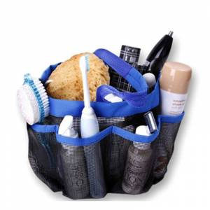 8 Gözlü Banyo Organizer Pocket Shower Caddy