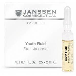 Janssen Cosmetics Youth Fluid Ampul 2 ml 5 Adet