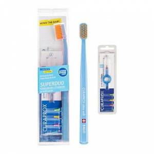 Curaprox SuperDuo Set 5460 Ultra Soft İntro + CPS 06-50 mm