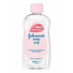 Johnson's Baby Bebek Yağı 300ml