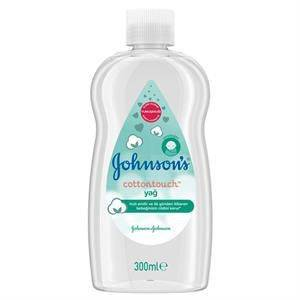 Johnson's Baby Cottontouch Bebek Yağı 300ml