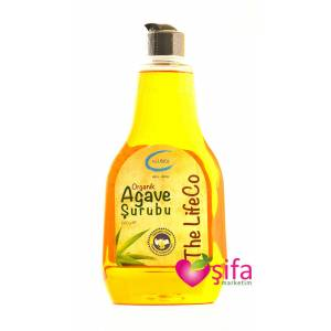 The LifeCo Organik Agave Şurubu 660 Ml (Yeni Tarihli)