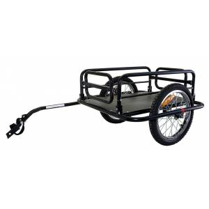 M-Wave Foldable Luggage Trailer Römork