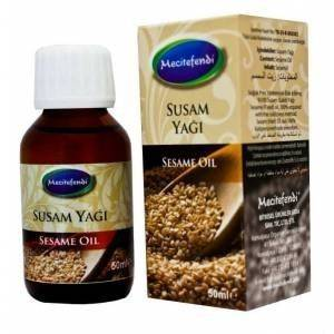 Mecitefendi Susam Yağı 50 ml