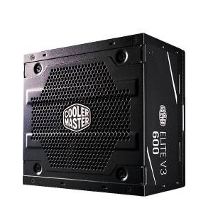 POWER SUPPLY COOLER MASTER MPW-6001-ACABN1 ELITE V3 600W 12CM FANLI