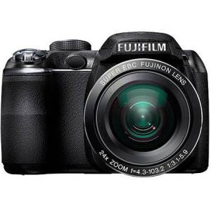 Fujifilm FinePix S3280 Black 14MP Ultra Zoom Camera